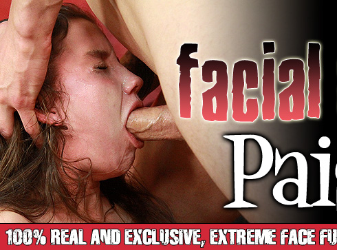 Facial Abuse Destroys Paisley